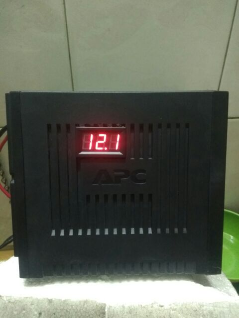 [Mã ELSR12 giảm 6% đơn 400K] Bộ lưu điện ups apc 500va không bình acqui