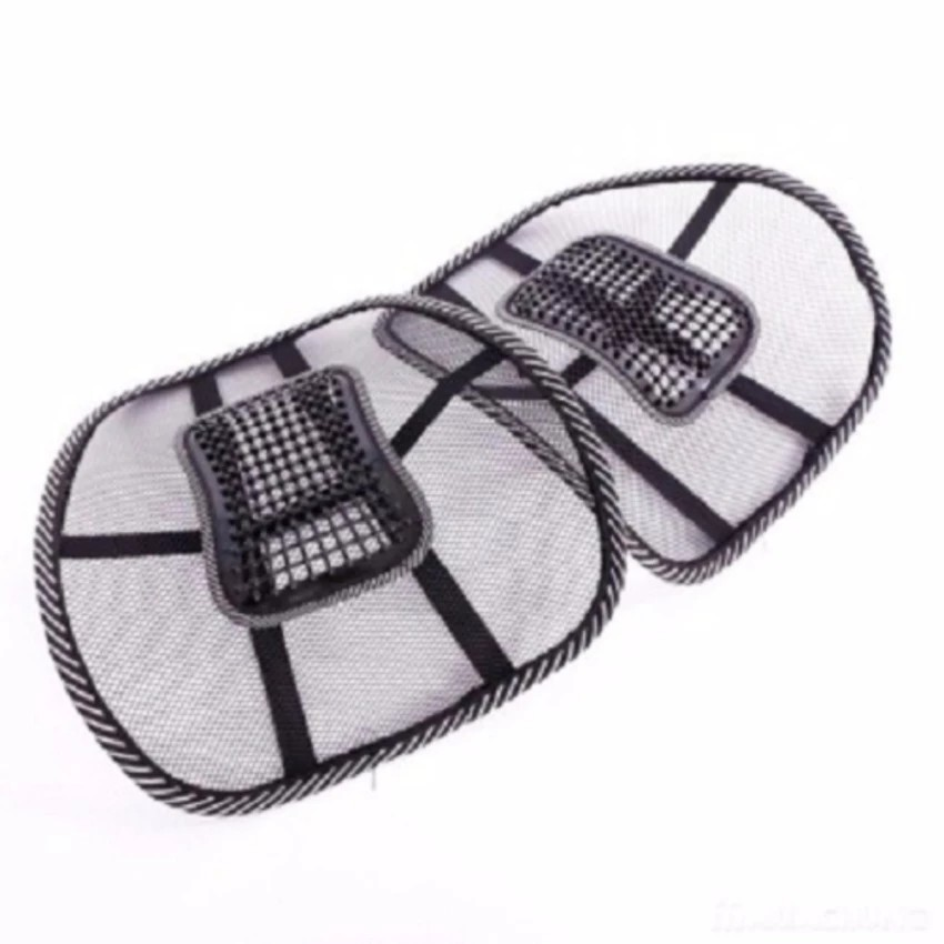 Bộ 02 Tấm lưới đệm tựa lưng chống nóng bảo vệ cột sống - 3323456 , 440782410 , 322_440782410 , 134844 , Bo-02-Tam-luoi-dem-tua-lung-chong-nong-bao-ve-cot-song-322_440782410 , shopee.vn , Bộ 02 Tấm lưới đệm tựa lưng chống nóng bảo vệ cột sống