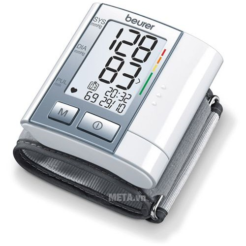 Máy đo huyết áp cổ tay Beurer BC40 - 3444584 , 1250701484 , 322_1250701484 , 685000 , May-do-huyet-ap-co-tay-Beurer-BC40-322_1250701484 , shopee.vn , Máy đo huyết áp cổ tay Beurer BC40