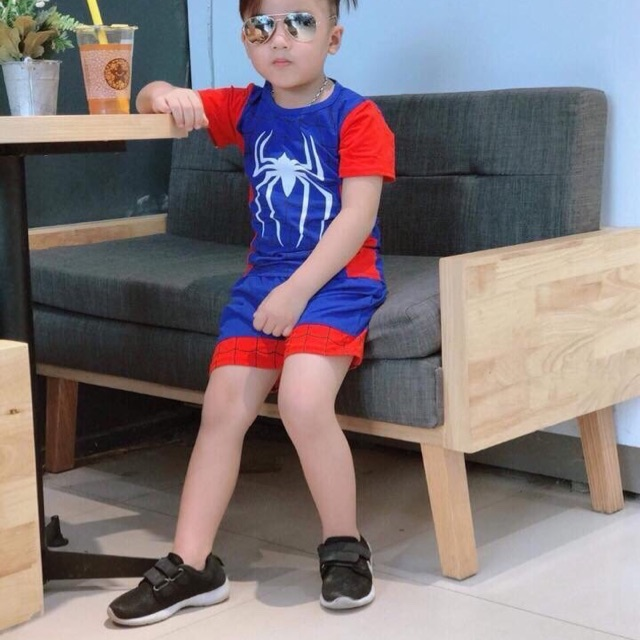 Bộ siêu nhân nhện cho bé trai - 3602972 , 1246897462 , 322_1246897462 , 120000 , Bo-sieu-nhan-nhen-cho-be-trai-322_1246897462 , shopee.vn , Bộ siêu nhân nhện cho bé trai