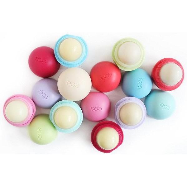 4. Son dưỡng môi tốt giá rẻ EOS Smooth Sphere Lip Balm
