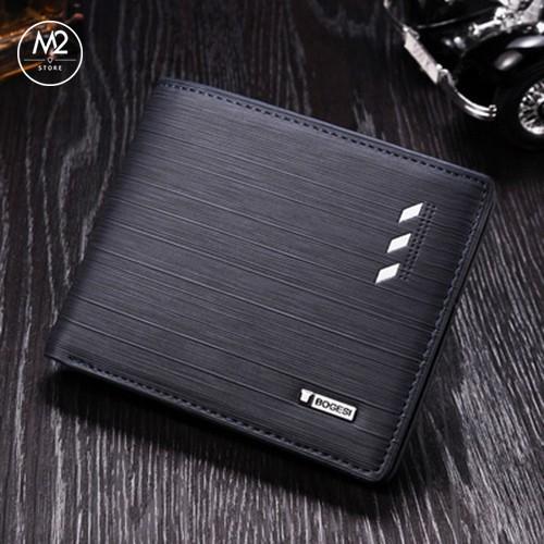 Bóp ví nam BOGESI chính hãng, thời trang phong cách Hàn Quốc 2019 VNN09