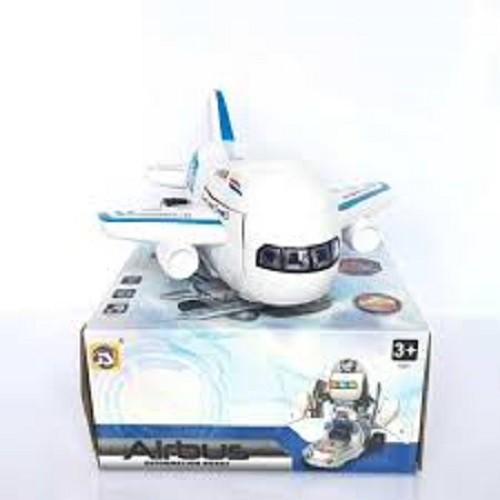 Máy bay biến thành người máy biết đi