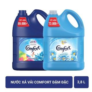 """Nước xả vải Comfort đậm đặc 3.8L (Can) giá chỉ còn <strong class=""""price"""">16.900.000.000đ</strong>"""