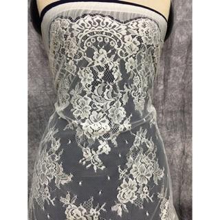 Ren Mảng cao cấp dùng may váy đầm thời trang, váy cưois, váy dạ hội, đồ decor trang trí RM16724