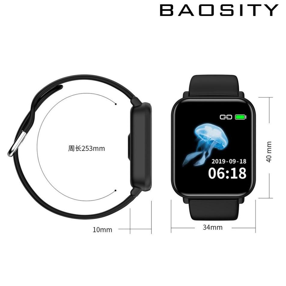 Đồng Hồ Thông Minh R16 Kết Nối Bluetooth 5.0 Có Chức Năng Đếm Bước Chân