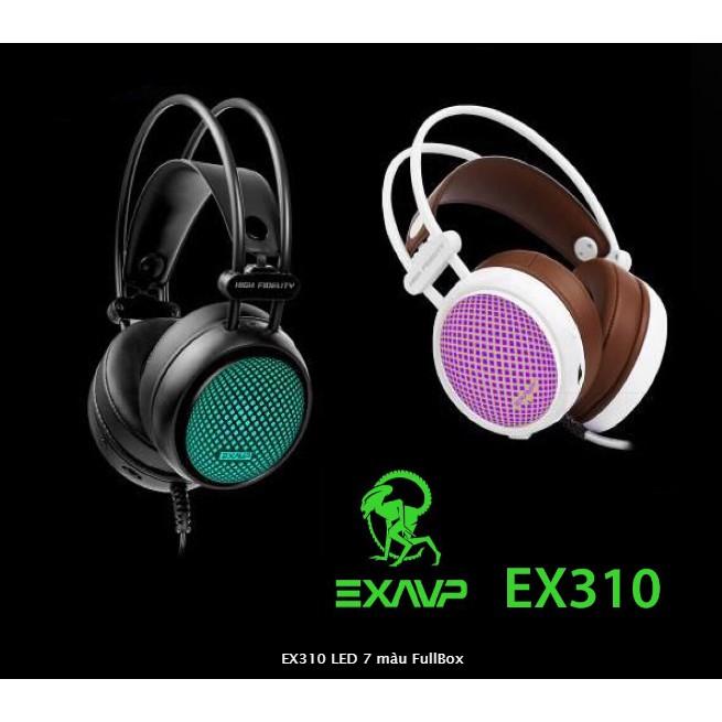 Tai nghe cao cấp EX310 LED 7 màu