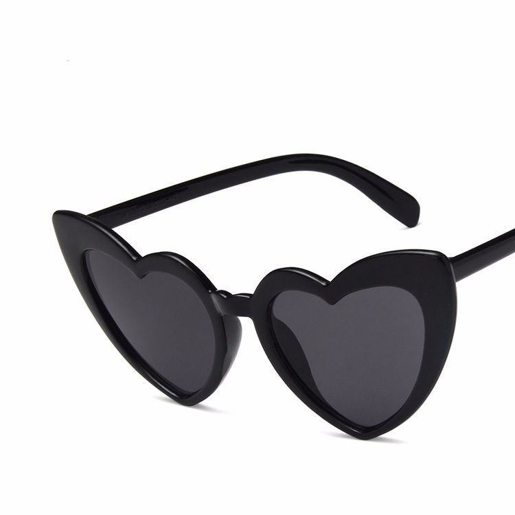 Black Big Frame Sunglasses Ladies Anti-Ultraviolet Net Red Sunglasses Wild Fashion Polarized Glasses Summer Sunshade Mir