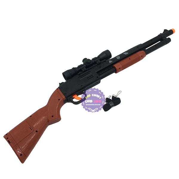 Hộp đồ chơi súng shotgun Raiders dùng pin có đèn nhạc - 2782956 , 691214366 , 322_691214366 , 96000 , Hop-do-choi-sung-shotgun-Raiders-dung-pin-co-den-nhac-322_691214366 , shopee.vn , Hộp đồ chơi súng shotgun Raiders dùng pin có đèn nhạc