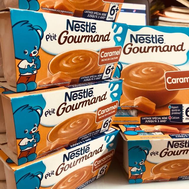 Váng sữa Nestle giá si