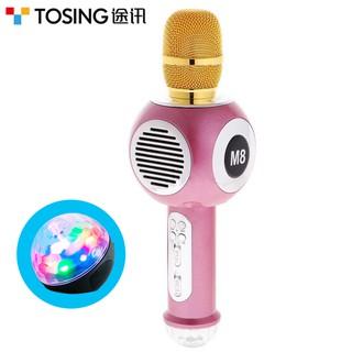 Mic Karaoke loa blutooth M8