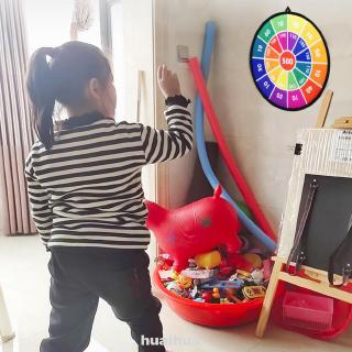 Portable Wall Hanging Entertainment Indoor Outdoor Interaction 27.5cm Parent Child Target Game