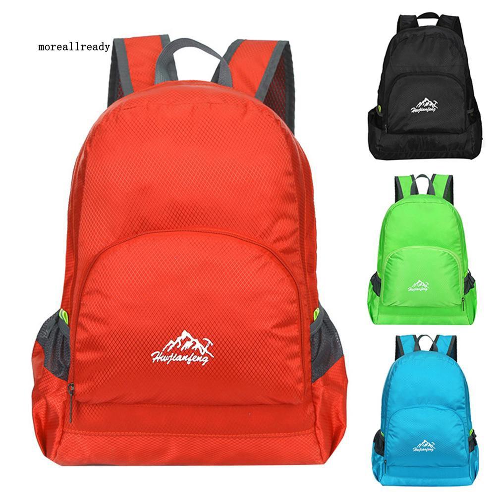 was_Outdoor Lightweight Waterproof Fold Shoulder Bag Travel Camping Storage Backpack
