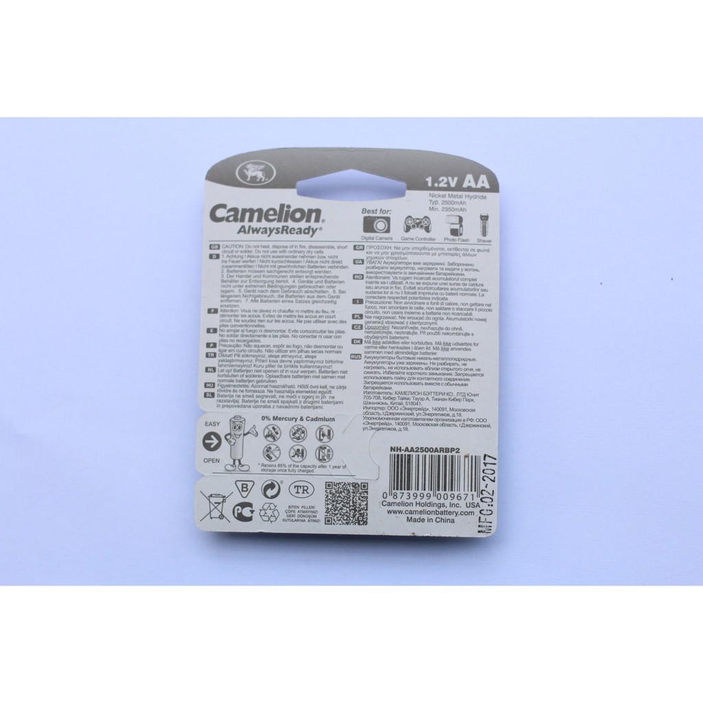Pin AA Camelion 2500 mah
