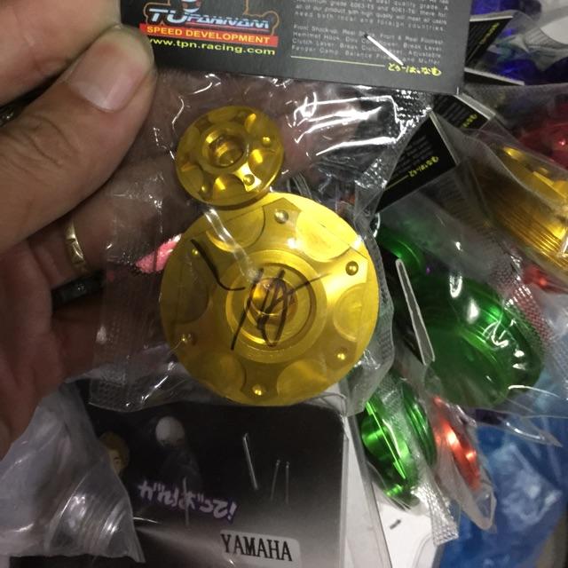 Bộ 2 ốc gắn mâm lửa , ốc nồi cho Yamaha ( ko gắn được cho honda)
