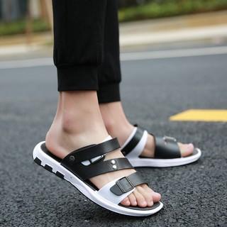 [Mã FASHIONRNK giảm 10K đơn 50K] [Hot Trend] Giày Sandal Đế Cao Nam Thời Trang thumbnail