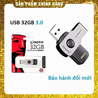 USB KINGSTON 32GB 3.0 (DTSWIVL/32GB)- Chính Hãng SPC