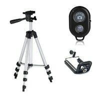 Chân máy chụp hình đa năng tripod TF-3110 cao 1,1m