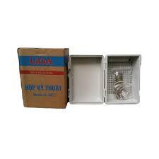 Tủ điện (Hộp kỹ thuật) trong nhà và ngoài trời 180x140mm LiOA JL-00B