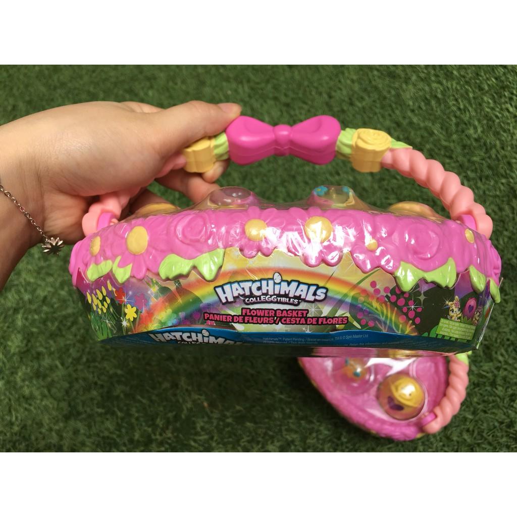 Giỏ trứng hatchimals