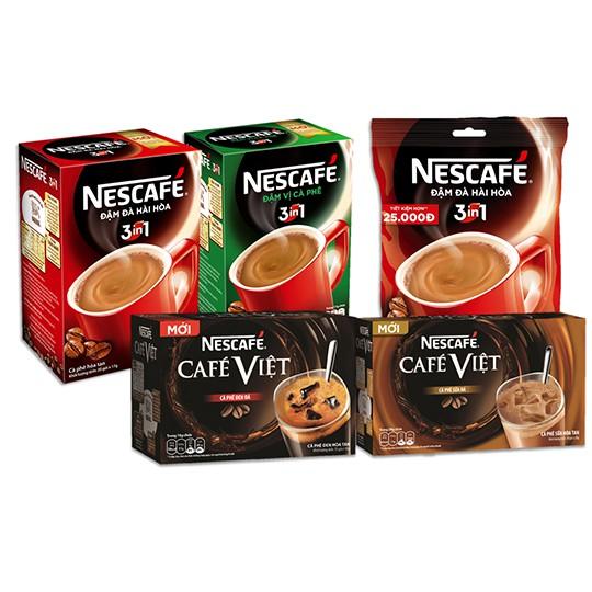Cà phê hòa tan Nestle - 3489158 , 993517920 , 322_993517920 , 50000 , Ca-phe-hoa-tan-Nestle-322_993517920 , shopee.vn , Cà phê hòa tan Nestle