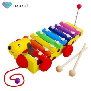 Children Educational Octave Wooden Toy Knocking Piano Sound Toy