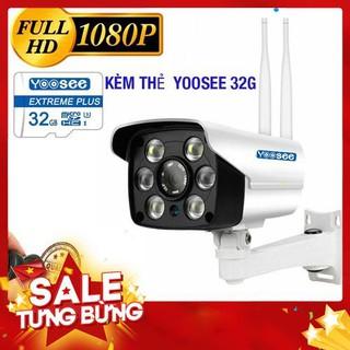 Camera Yoosee Ngoài trời 6 Led Full HD 2.0mMpx