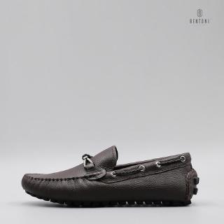 Giày Lười Nam Bentoni Sole LDT2410NA0198 (Nâu)
