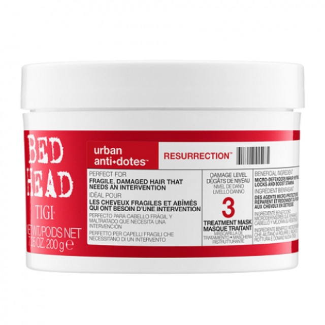 Kem ủ hấp tóc phục hồi hư tổn Tigi Bed Head - UK