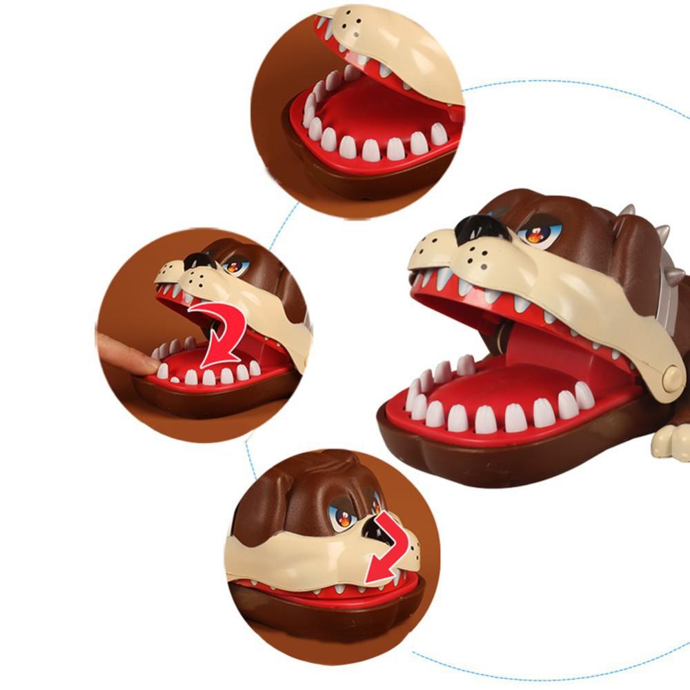 [SHIP NHANH] Trò chơi khám răng chó siêu hót
