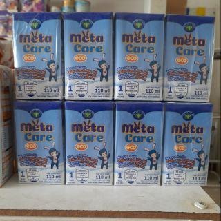 Sữa uống dinh dưỡng metacare Eco 110ml