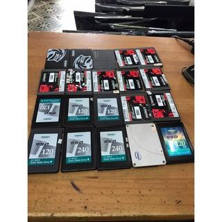 SSD 120g hàng chuẩn tháo case máy chủ dàn game