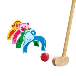 Bộ đánh golf 4 thú- đồ chơi gỗ