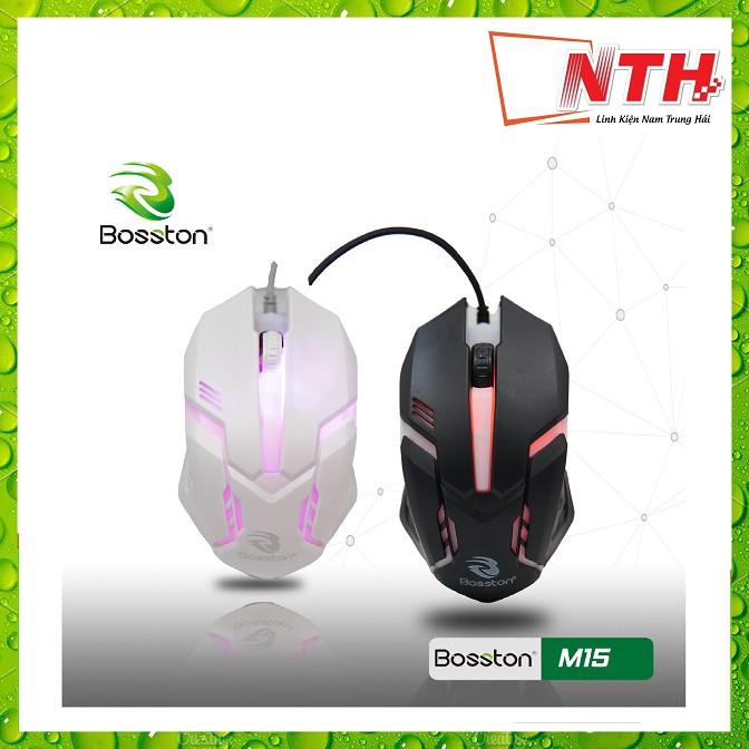 Chuột Bosston M15 LED