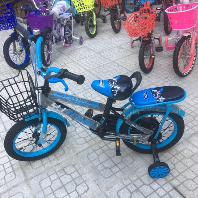 Xe đạp trẻ em có yên sau size14