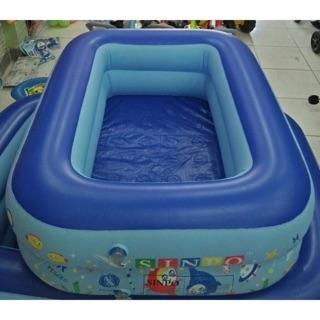 Bể bơi cho bé hàng loại 1