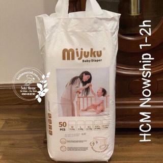 Tã quần cao cấp Mijuku xuất Nhật đủ size M50, L50, XL50, XXL, XXXL50