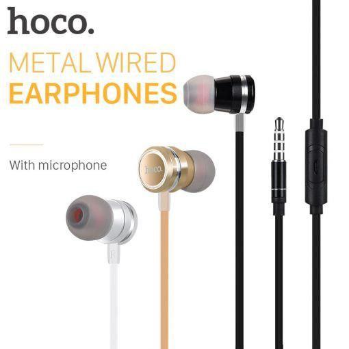 [BH 6T] Tai nghe nhét tai Hoco M16 chính hãng âm thanh cực hay - 3463520 , 1160356683 , 322_1160356683 , 119000 , BH-6T-Tai-nghe-nhet-tai-Hoco-M16-chinh-hang-am-thanh-cuc-hay-322_1160356683 , shopee.vn , [BH 6T] Tai nghe nhét tai Hoco M16 chính hãng âm thanh cực hay