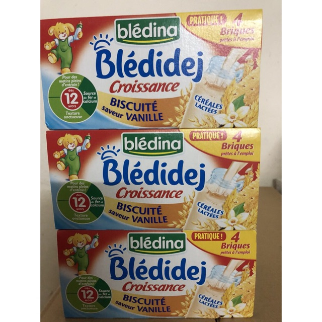 Sữa bledina pháp 250ml loại 12m date t7