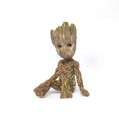 JQAIQ Cute 2″ Guardians of The Galaxy Vol. 2 Baby Groot Figure Toy Gift