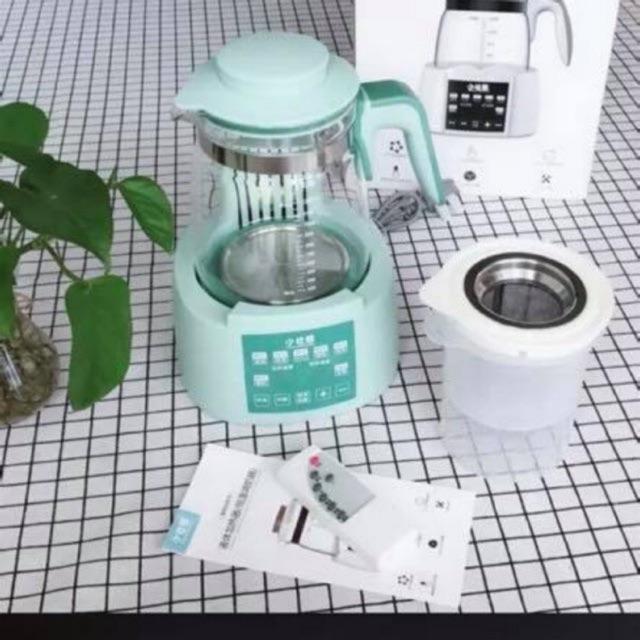 bình giữ nhiệt độ nước pha sữa xiao