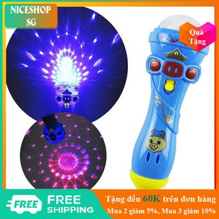 Đồ chơi cho bé 🤗 Miễn Ship 🤗 đồ chơi micro có đèn cho bé – ot171 – TE0131