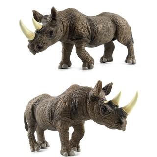 Đồ chơi mô hình động vật – Tê giác (size lớn)