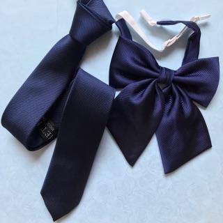 Cà vạt và Nơ đồng phục văn phòng ( có sẵn )