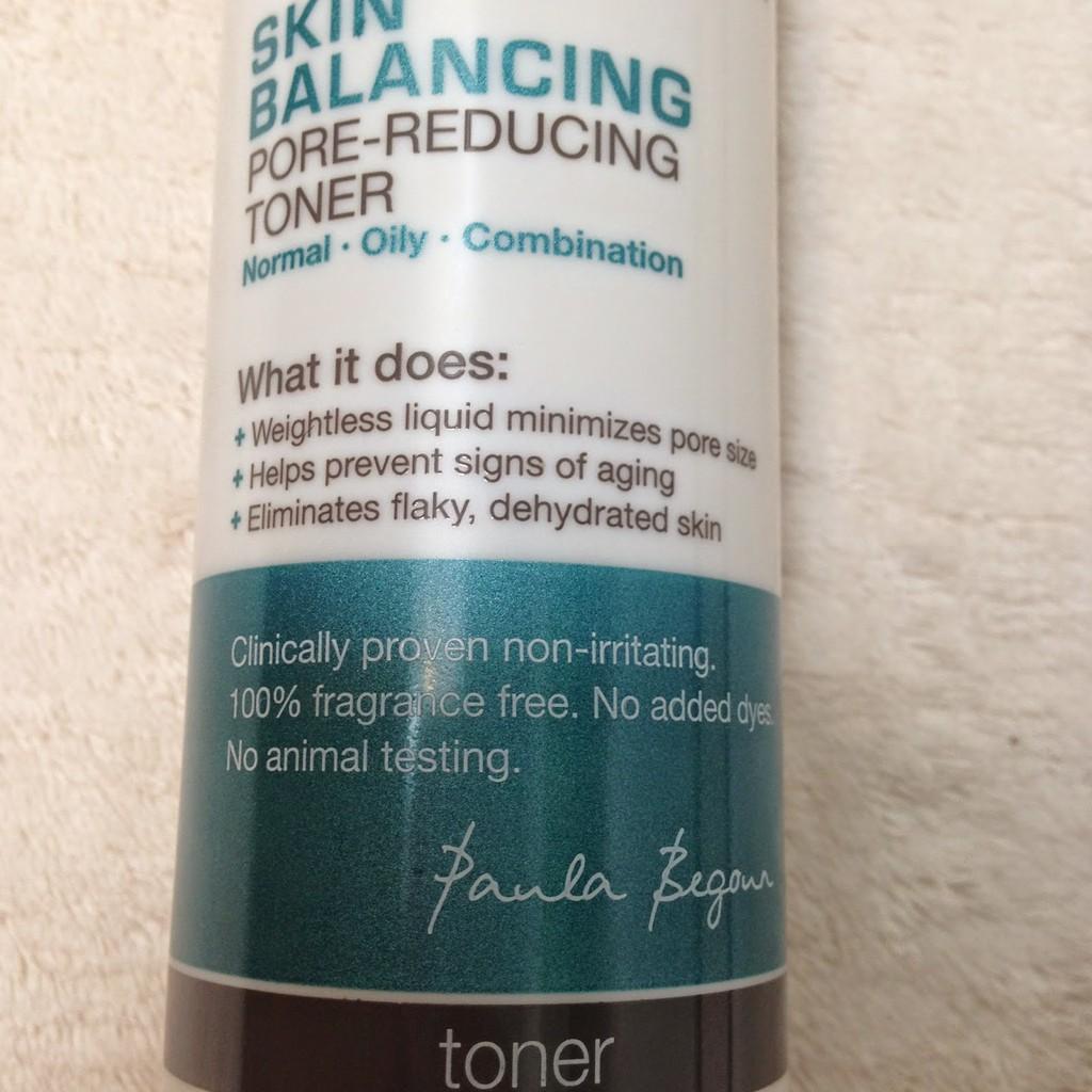 [Fullsize] Nước hoa hồng cân bằng và điều chỉnh lỗ chân lông Balancing