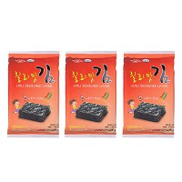 Lốc 3 Gói Rong Biển Khô Vị Ớt Cay Chili Seasoned Laver Namkwang Food (3 gói x 5g) - 2558699 , 783356850 , 322_783356850 , 50000 , Loc-3-Goi-Rong-Bien-Kho-Vi-Ot-Cay-Chili-Seasoned-Laver-Namkwang-Food-3-goi-x-5g-322_783356850 , shopee.vn , Lốc 3 Gói Rong Biển Khô Vị Ớt Cay Chili Seasoned Laver Namkwang Food (3 gói x 5g)