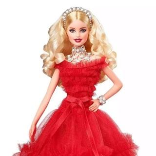 Búp bê barbie hoilday