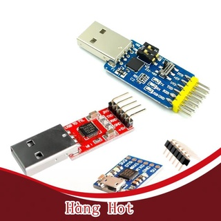 [ Hàng Hot ] CP2102 USB 2.0 to UART TTL 5PIN Connector Module Serial Converter STC Replace FT232 CH340 PL2303 CP2102 MIC thumbnail