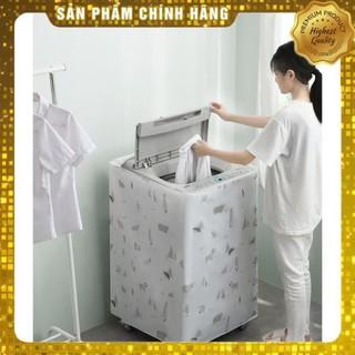 [RẺ CHƯA KÌAA] Bọc Trùm Máy Giặt Cửa Trên Chống Thấm, Chống Nắng Cao Cấp