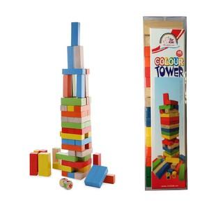 Rút gỗ màu Colour Tower